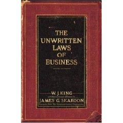 11_unwritten_laws